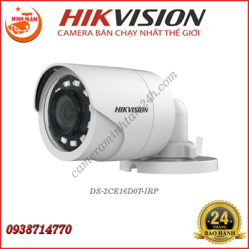 Camera Hikvision 2MP DS-2CE16D0T-IRP