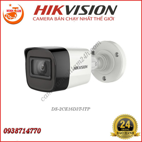 Camera Hikvision 2MP DS-2CE16D3T-ITP
