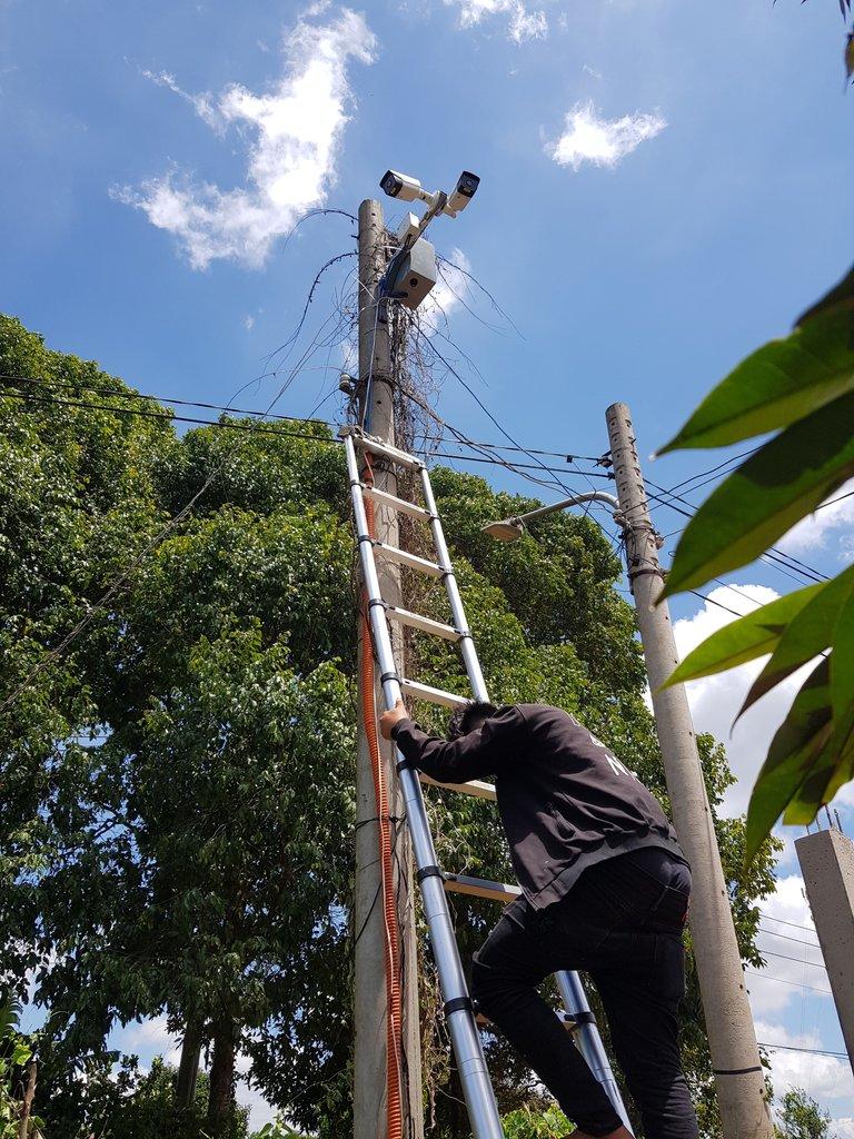 Lắp camera quan sát Quận Bình Tân